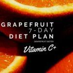 7 day grapefruit diet