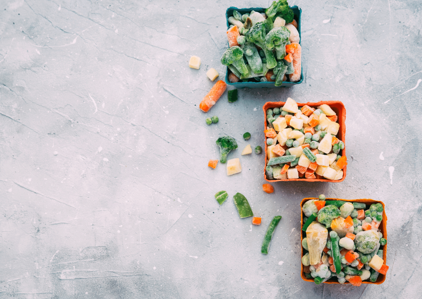 Are frozen vegetables good or bad