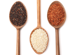 quinoa types compared