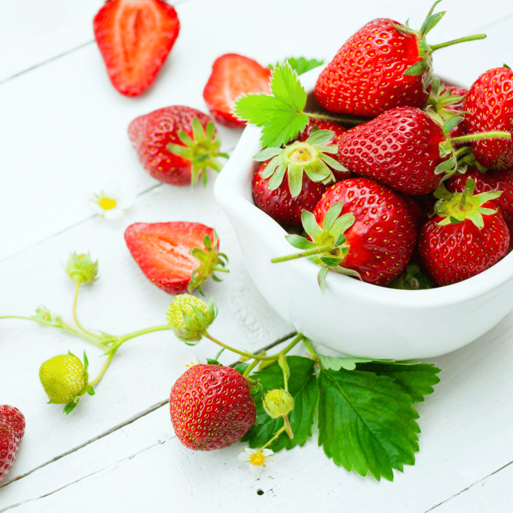 strawberries on keto diet