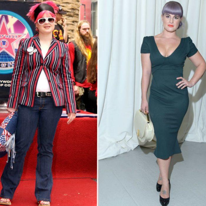 Kelly Osbourne weight loss